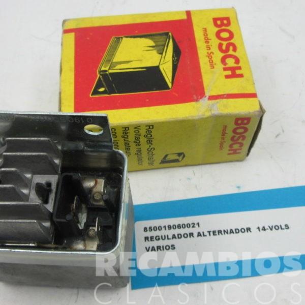 019060021 REGULADOR ALTERNADOR 14-VOLS VARIOS (nuevo) C