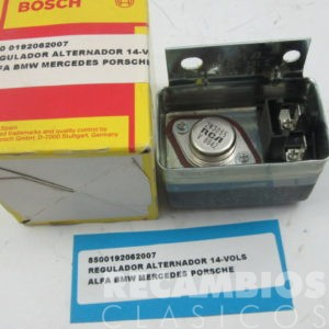 0192062007 REGULADOR ALTERNADOR 14-VOLS ALFA BMW MERCEDES PORSCHE