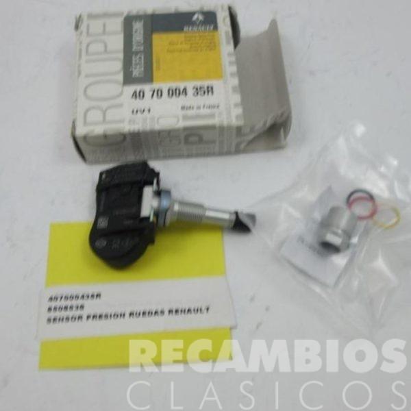 407008435R SENSOR PRESION RUEDAS RENAULT 8506536