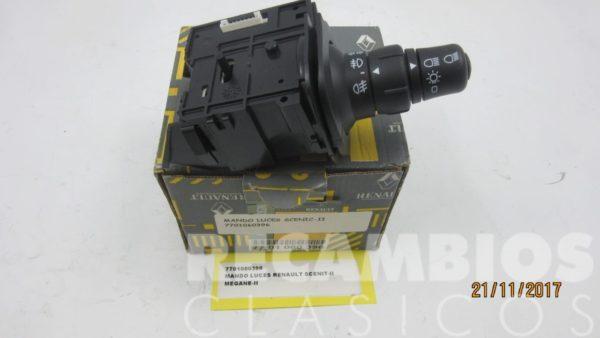 7701060396 MANDO LUCES RENAULT MEGANE-II SCENIT-II C