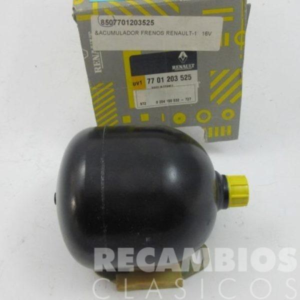 7701203525 ACUMULADOR FRENOS RENAULT 19 16V - copia