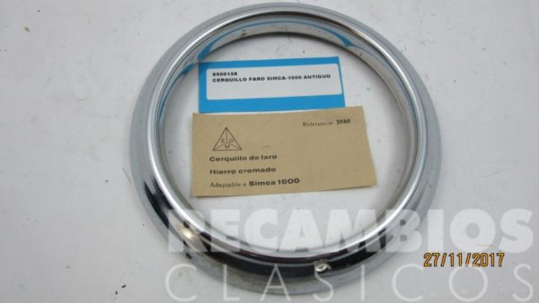 8500156 CERQUILLO FARO SIMCA-1000 1ªserie