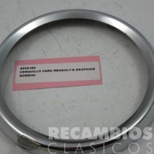 8500160 CERQUILLO FARO RENAULT-8 DAUPHINE