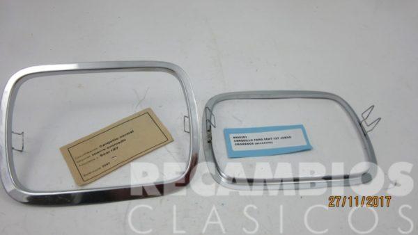 8500261 CERQUILLO FARO SEAT-127 (jugo)CROMADO accesorio