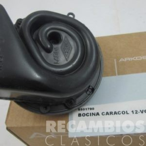 8501790 BOCINA CLASICA 12-VOLS CARACOL