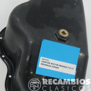 8503332 CARTER MOTOR RENAULT-8-10 PRIMERAS SERIES