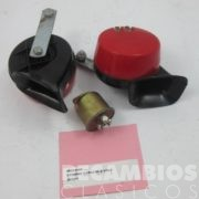 8504165 BOCINAS CARACOL 6-VOLS (juego)