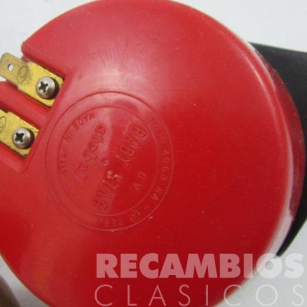 8504165 BOCINAS CARACOL 6-VOLS (juego) (2) 1