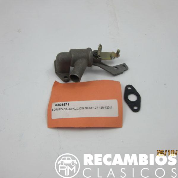 8504571 GRIFO CALEFACCION SEAT-127-128 1200 CON JUNTA