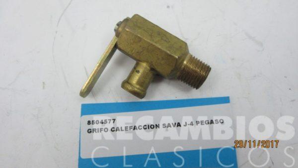 8504577 GRIFO CALEFACCION SAVA J4 PEGASO