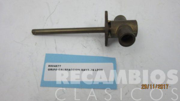 8504577L GRIFO CALEFACCION SAVA J4 LDO-5