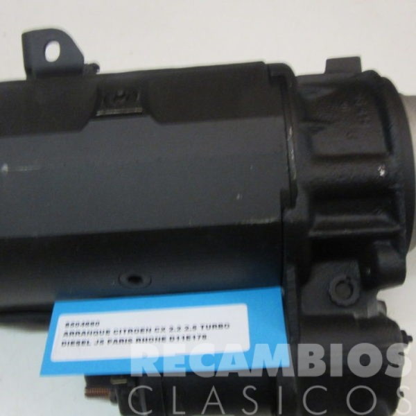 8504660 ARRANQUE CITROEN CX 2,2 2,5 TURBO DIESEL D11E176 (2)