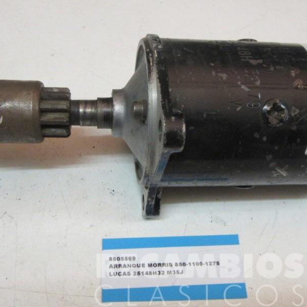 8505569 ARRANQUE MORRIS 850-1100-1200 LUCAS25148H32M35J