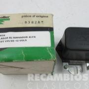 8508283A REGULADOR ALTERNADOR ALFA PEUGEOT VOLVO 12VOLS