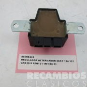 RE403 REGULADOR ALTERNADOR SEAT-124 131 FEMSA 13VOLS GRO12-3 RHF12-7 RFH12-11 nuevo)