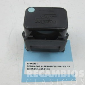 850RE404 REGULADOR ALTERNADOR CITROEN GS CX GRO12-4 GRO12-5
