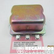 850RM104 REGULADOR DINAMO SEAT-1400 A-B-C JEPP WILLIS FEMSA-GRC12-11 12 VOLS 21,5 Amp