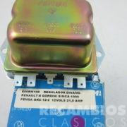 850RM106 REGULADOR DINAMO RENAULT-8 GORDINI GRC12-2