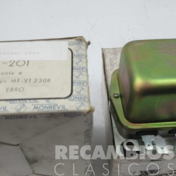 850RM201 REGULADOR DINAMO EBRO 12VOLS 25AMP YT2308