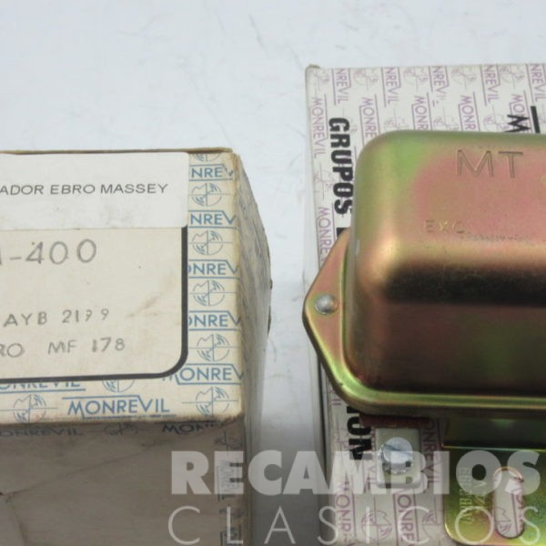 850RM400 REGULADOR ALTERNADOR EBRO MASSEY 14VOLS