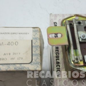 850RM400 REGULADOR ALTERNADOR EBRO MASSEY 14VOLS C