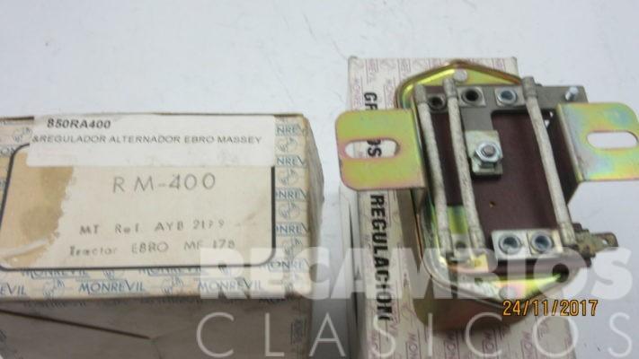 850RM400 REGULADOR ALTERNADOR EBRO MASSEY 14VOLS C