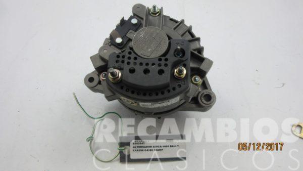 8502943 ALTERNADOR SIMCA-1000 RALLY LRA196 50AMP (2)