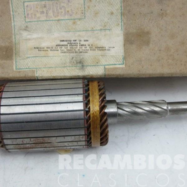 8504236 INDUCIDO ARRANQUE BARREIROS C-60