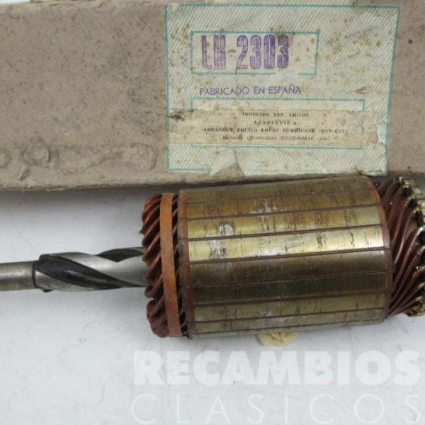 8505209 INDUCIDO ARRANQUE LUCAS LH2303