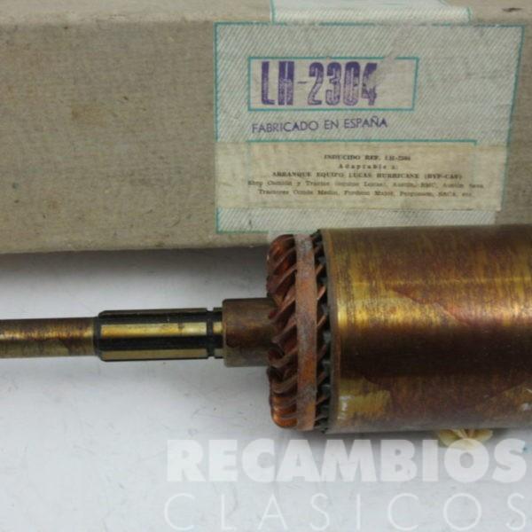 8505210 INDUCIDO ARRANQUE LUCAS HURICANE LH2304