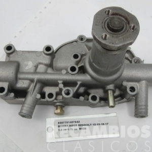 8507701457642 BOMBA AGUA RENAULT 12-125-16-17 1.6cc R126