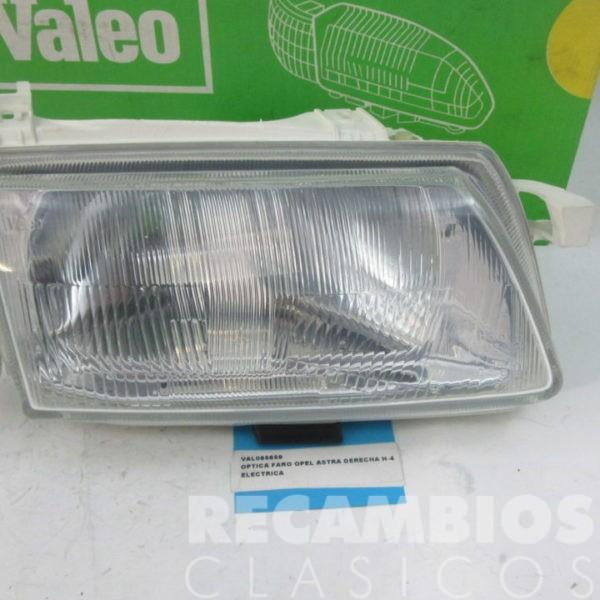 VAL085659 OPTICS FSRO OPEL ASTRA DERECHA H-4 ELECTRICA