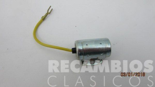 8500367 CONDENSADOR DELCO SEAT-1500
