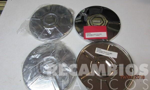 8503045 TAPACUBOS SIMCA-1000 ESTRELLA