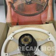 850I0028B VOLANTE SEAT-850-124 BLANCO