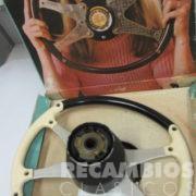 850I0028BL VOLANTE SEAT-850 124 BLANCO NEGRO (2)