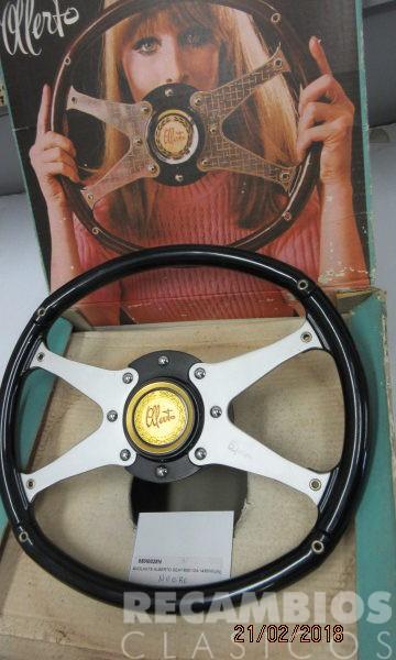 850I0028N VOLANTE SEAT-850-124 NEGRO