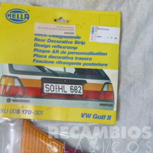 8505965 PORTAMATRICULAS VW GOLF-II