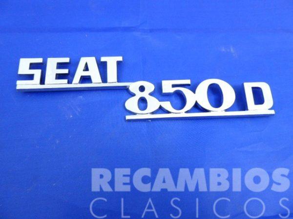 850EA59002002 ANAGRAMA SEAT-850