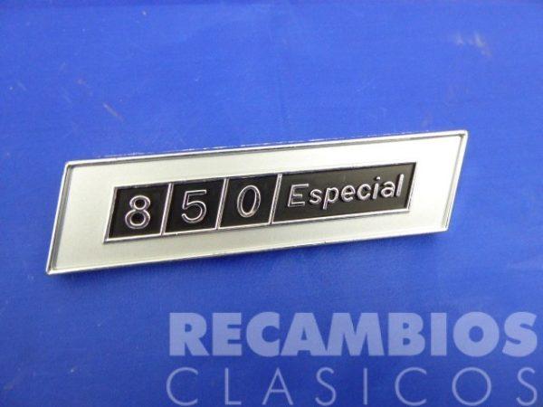 850ED51442000 ANAGRAMA SEAT-850 ESPECIAL