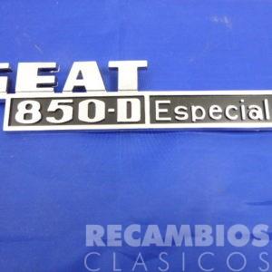 850ED5900204 ANAGRAMA SEAT-850