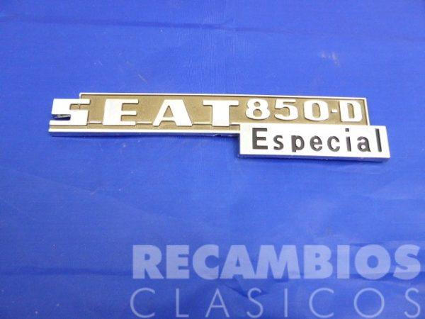 850EJ59002001 LETRERO 850D