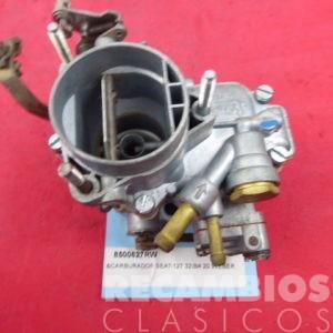 8500627RW CARBURADOR SEAT-127 REPARADO