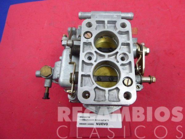 8501807 CARBURADOR RENAULT-8-TS