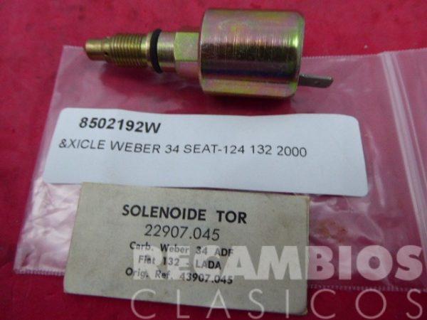 8502192W CHICLER SEAT 2.0