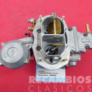 8502300 CARBURADOR SEA-124 SOLEX