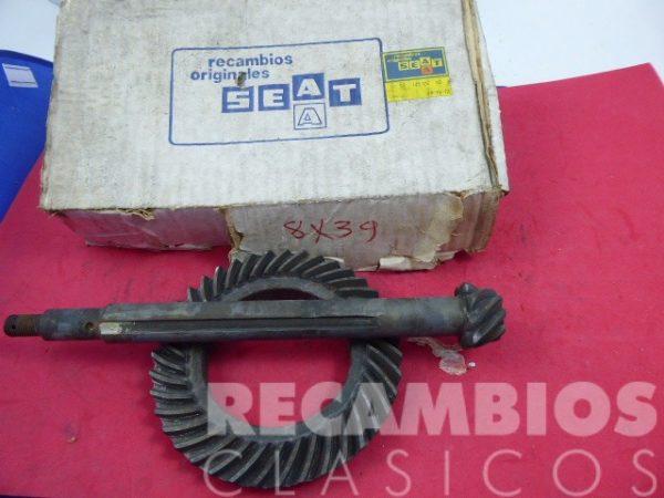 8502536 GRUPO SEAT-600-D