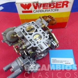 8503590 CARBURADOR SCORT 1.6 86-SF
