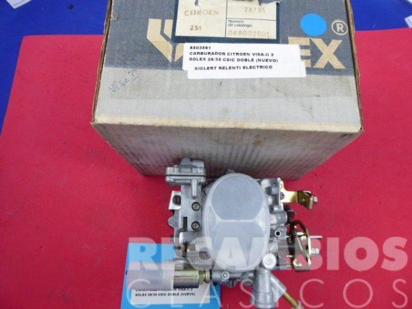 8503591 carburador visa-ii