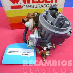 8506629 CARBURADOR FORD 87BF